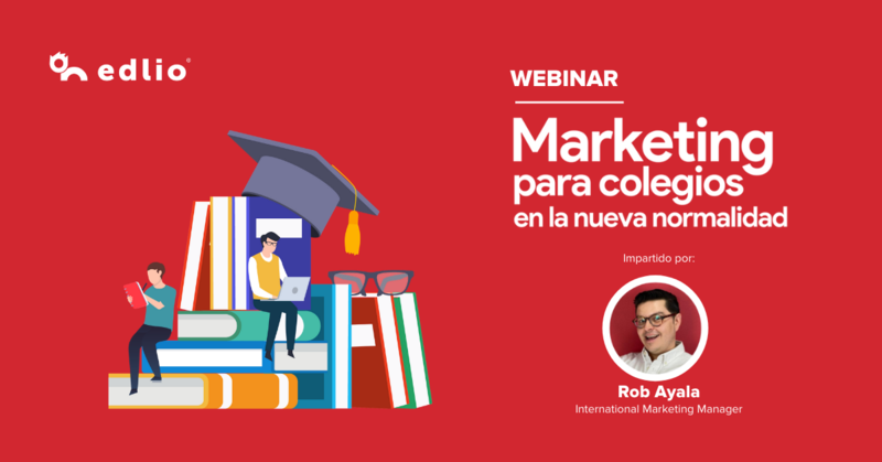 [Webinar] Marketing para colegios en la nueva normalidad Featured Photo
