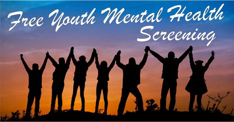 Free Mental Health Screening October 2021 Thumbnail Image