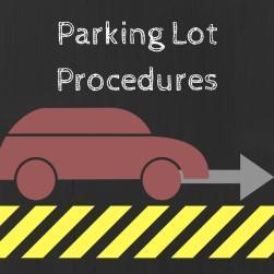 Parking Lot Procedures Featured Photo