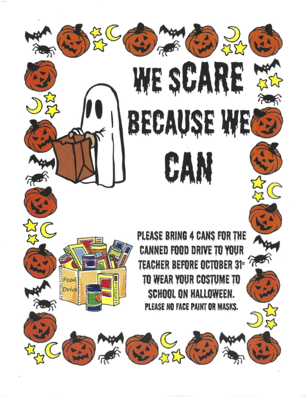 We sCARE because we CAN.