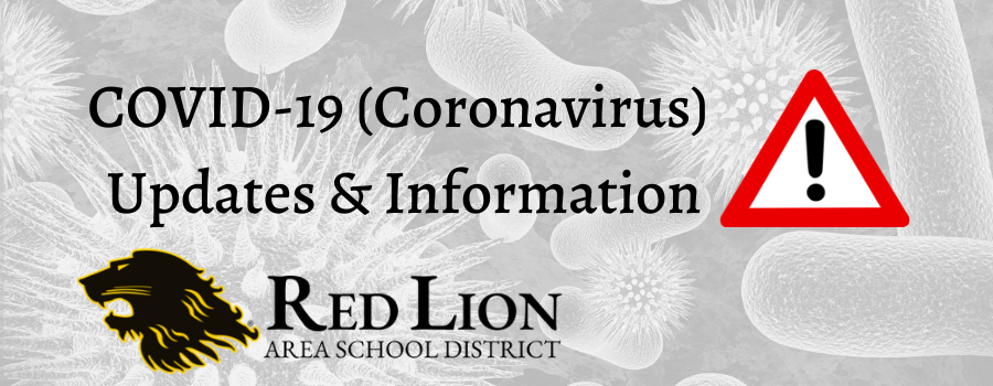 RLASD Coronavirus Updates and Information