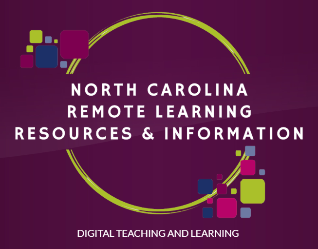 NCDPI Remote Learning Resources