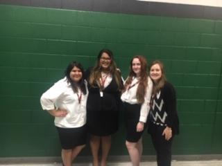 HOSA Students Advancing to State! Thumbnail Image