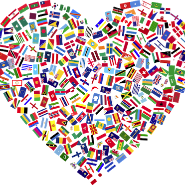 We represent 48 countries.