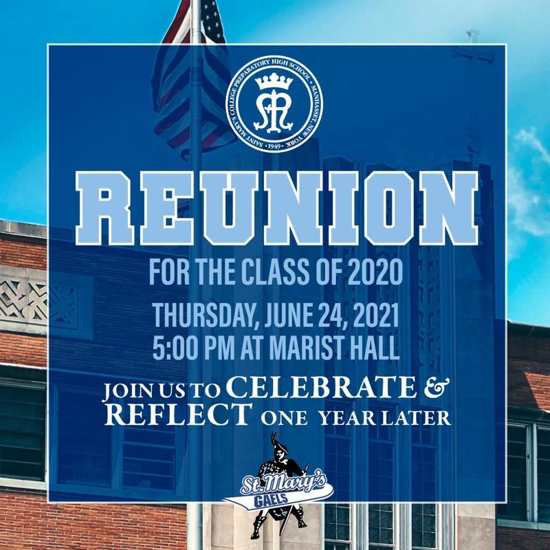 Class of 2020 Reunion Featured Photo