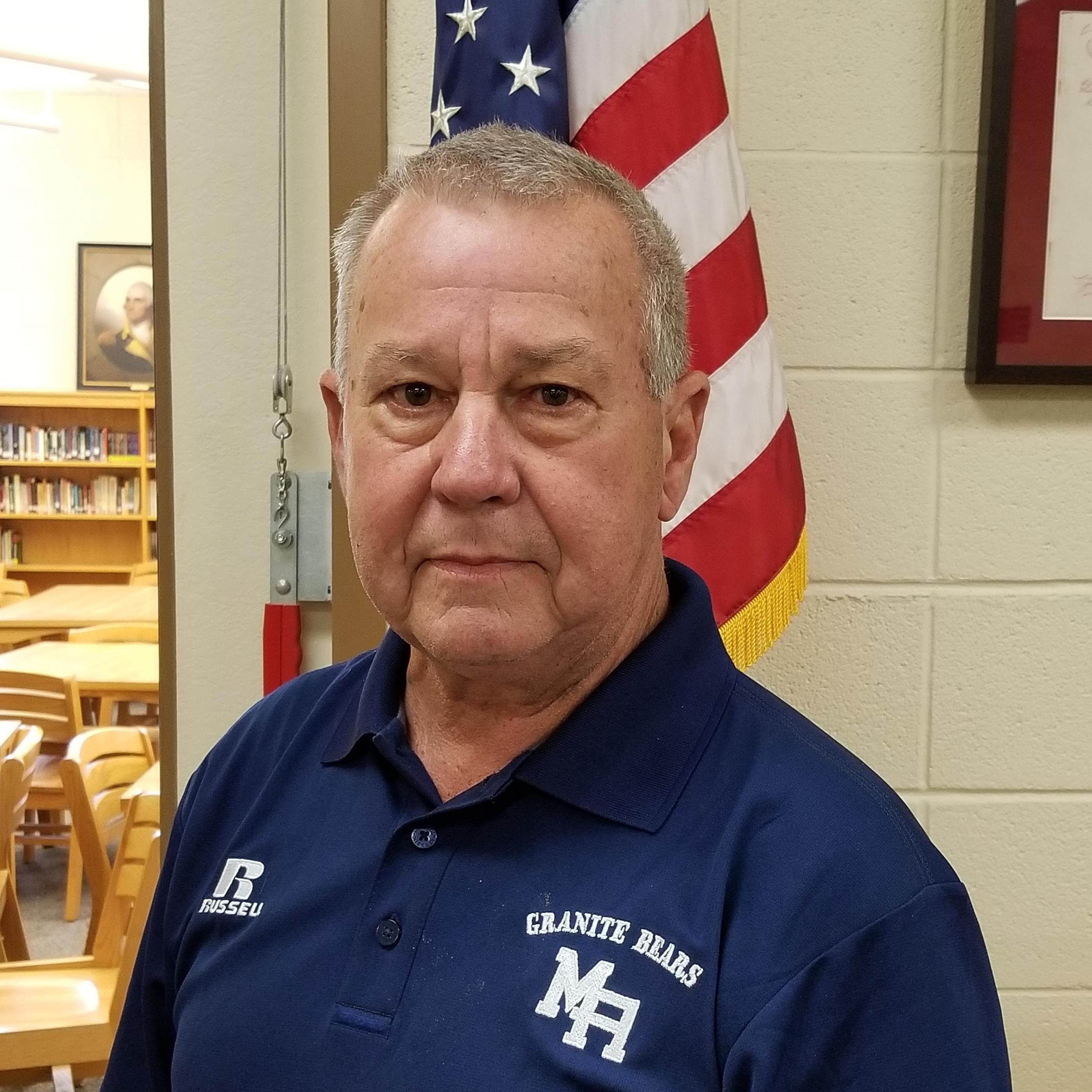 Larry Davis's Profile Photo