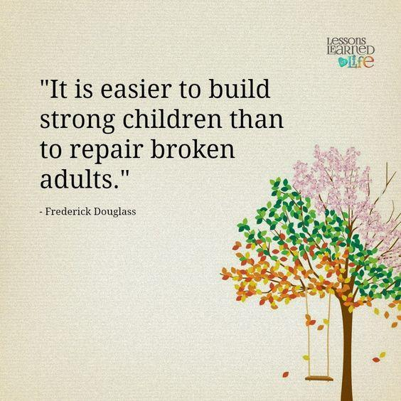 Building strong children