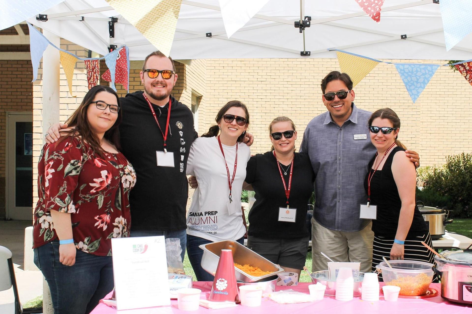 Young Alumni Team @ Sundevil Chili/e Cook-Off