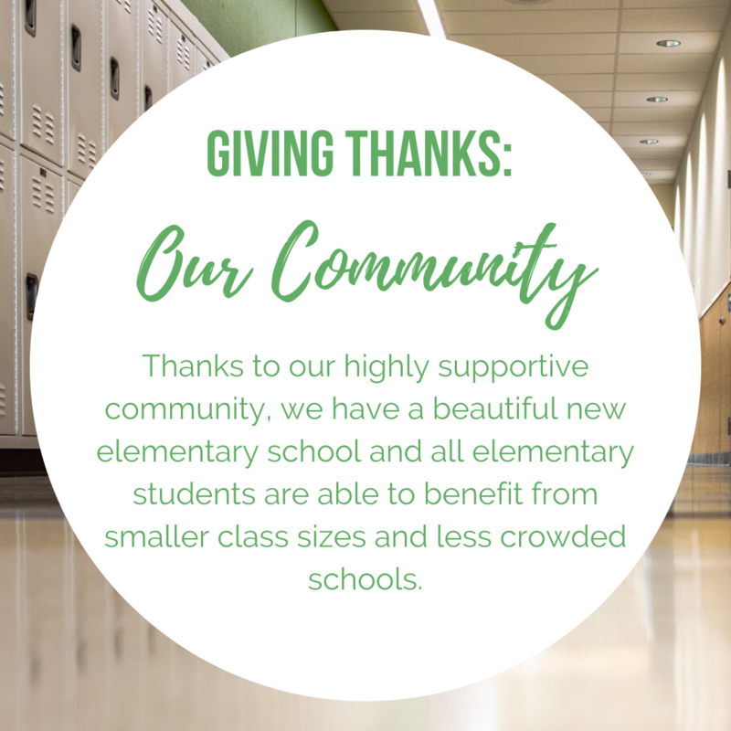 Giving Thanks: Our Community Thumbnail Image