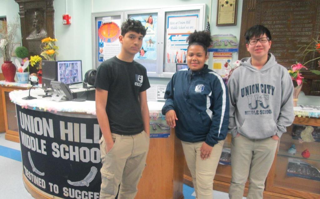 8th grade winners