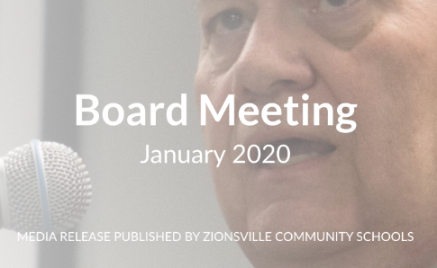 board meeting report