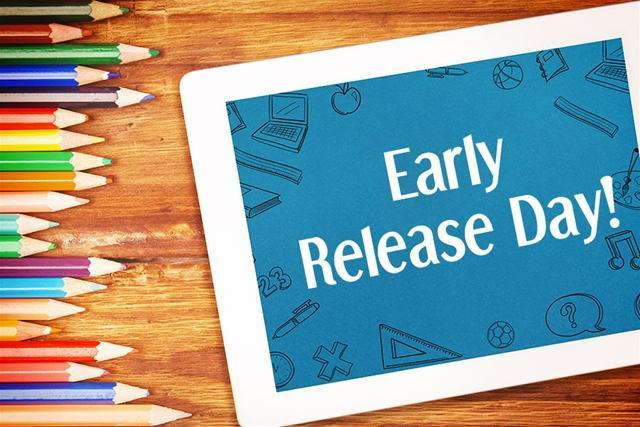 Early release sign