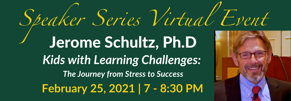 Jerome Schultz, Ph.D.
