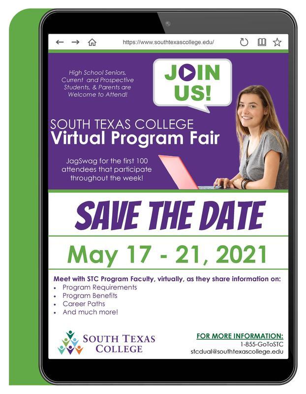 STC Virtual Program Fair Featured Photo