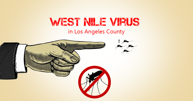 Last Year's West Nile Virus Season was Longest in Los Angeles History| #LACounty Featured Photo