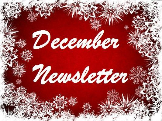 December Newsletter Featured Photo