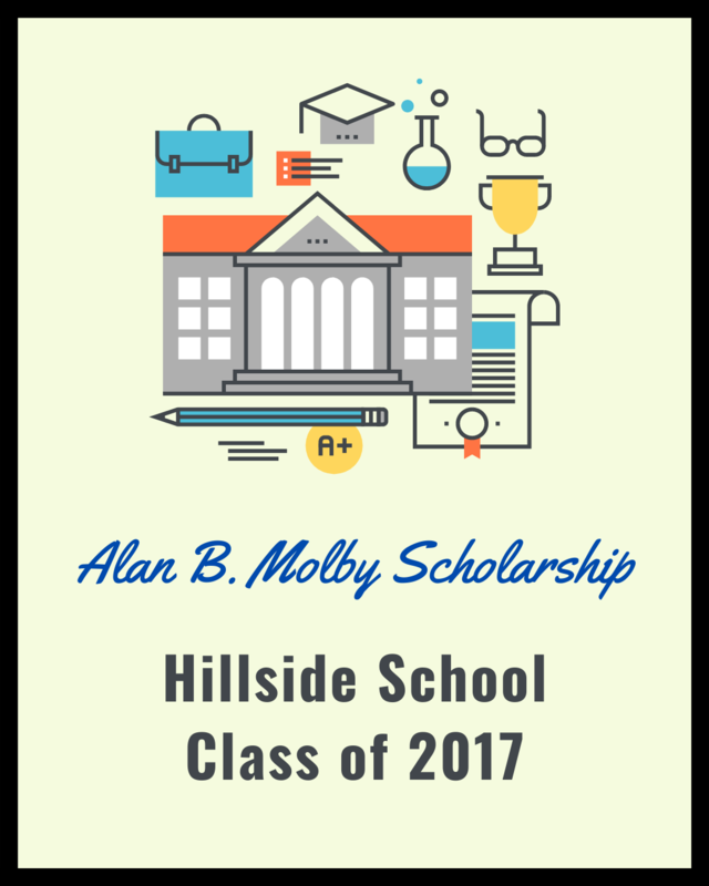 Class of 2017 Alan B. Molby Scholarship Application