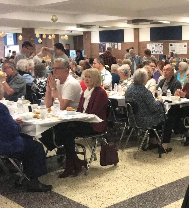 Senior Citizens Dinner