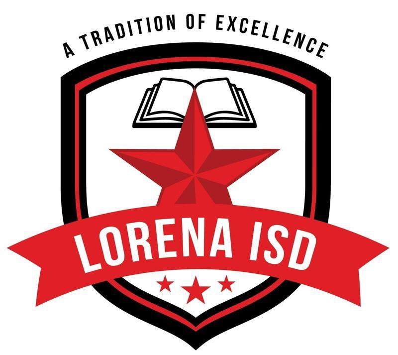 Lorena ISD Crest