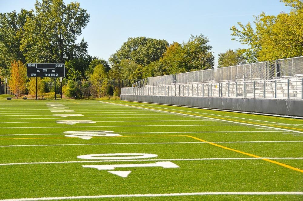 Athletic Field Daytime