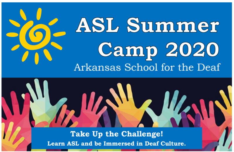ASL Camp Flyer 2020