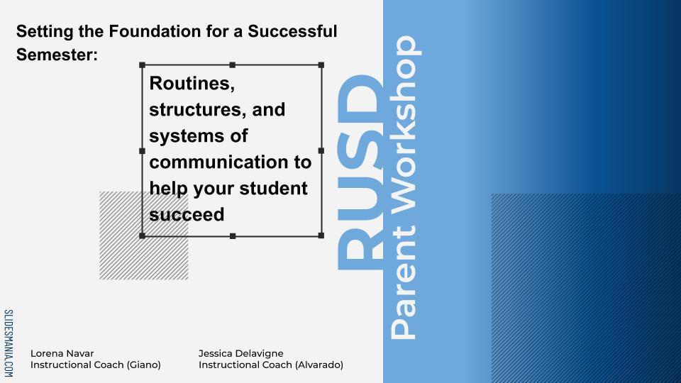 Secondary Successes