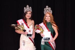 Miss Bearcat winners