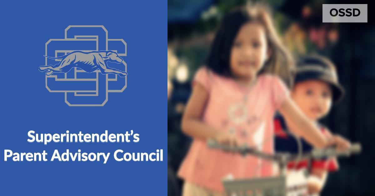 Superintendents Parent Advisory Council