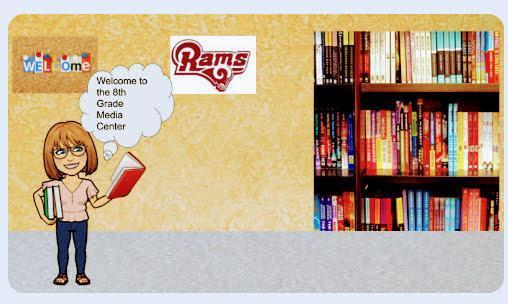 8th Grade Center Virtual Library