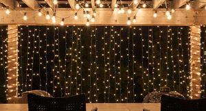 Backyard Patio Lighting