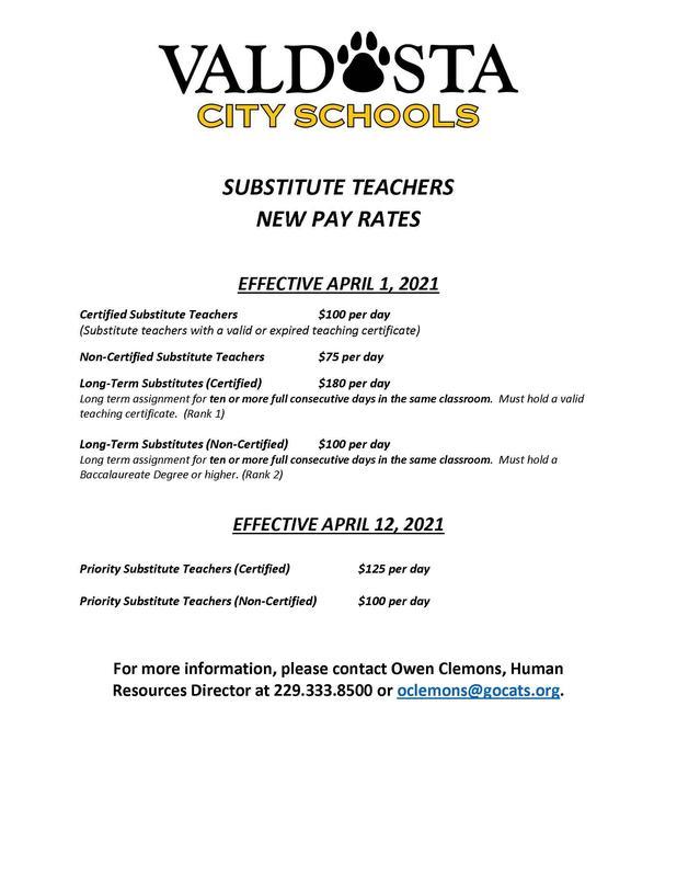 VCS Sub Pay Info