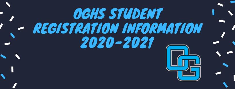 Registration 2020-2021