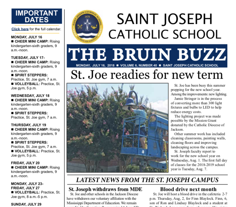 THE BRUIN BUZZ: MONDAY JULY 16 Thumbnail Image