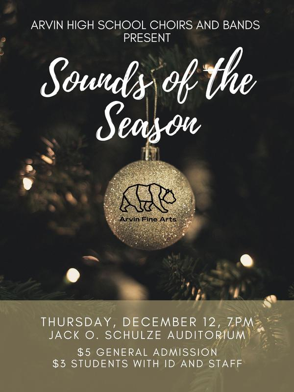 Sounds of the Season Concert Thumbnail Image