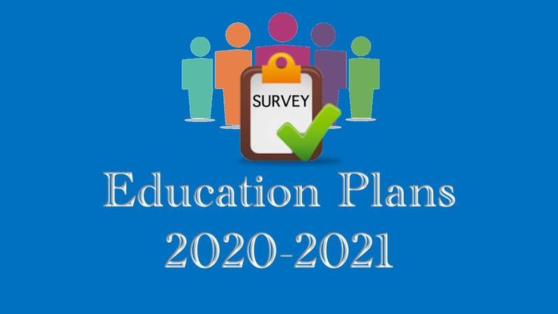 education plans survey