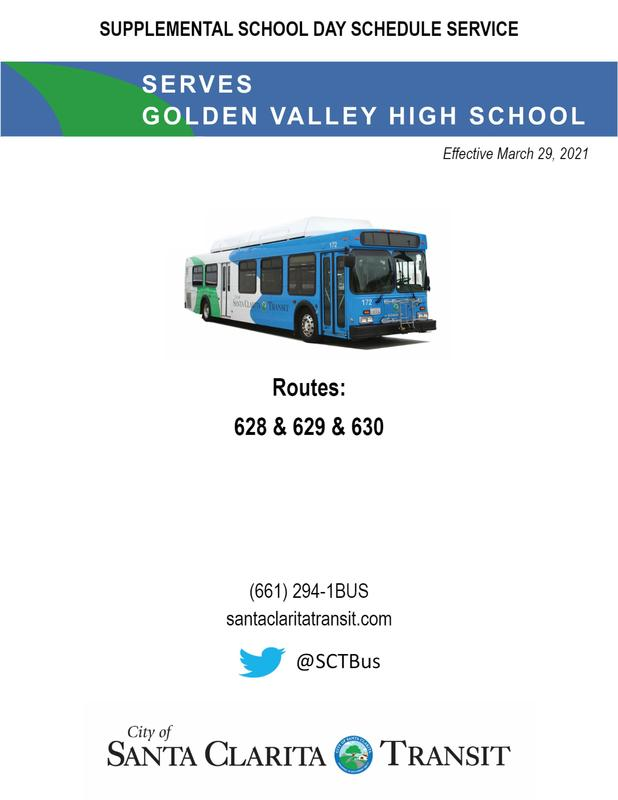 Transportation Schedule Now Available Featured Photo