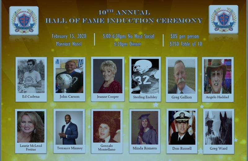 10th Annual Hall of Fame Induction Ceremony Thumbnail Image