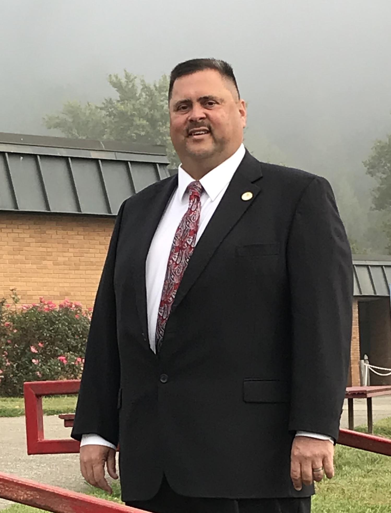 Superintendent Danny Adkins photo