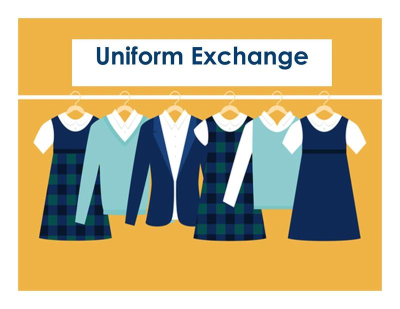 PTO Back to School Uniform Exchange Featured Photo