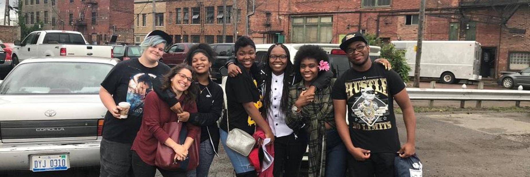 Detroit Youth Poet Laureate
