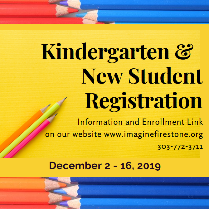 Kindergarten and New Student Registration Featured Photo