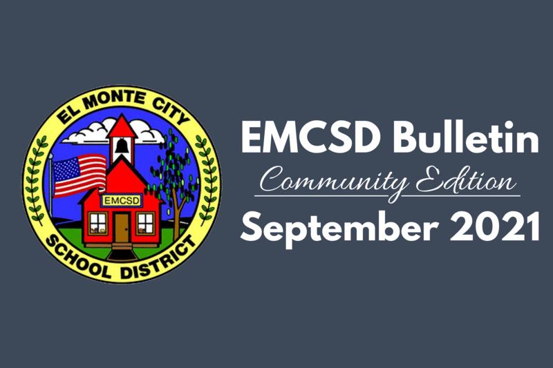 EMCSD Bulletin Community Edition September 2021
