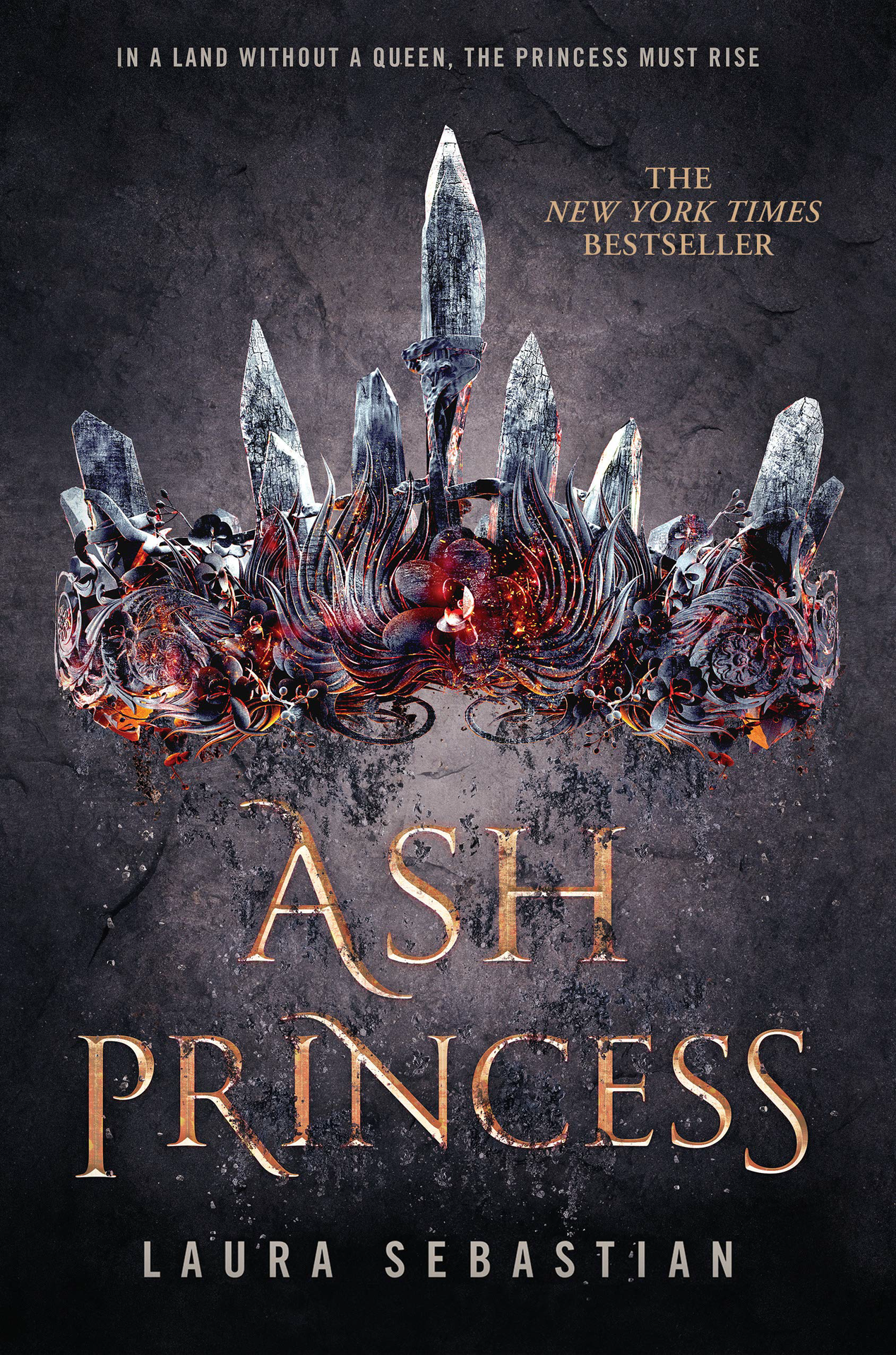 Book Cover for Ash Princess
