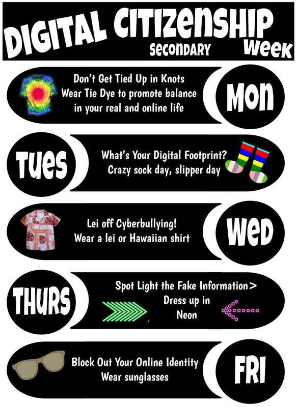 Dress up Days for DCW