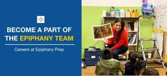 Become a part of the Epiphany Team