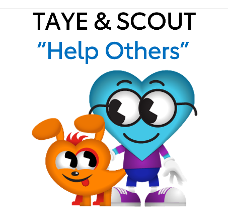 Taye and Scout Image