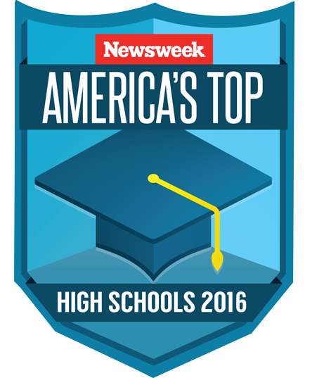Newsweek Top American High Schools Logo