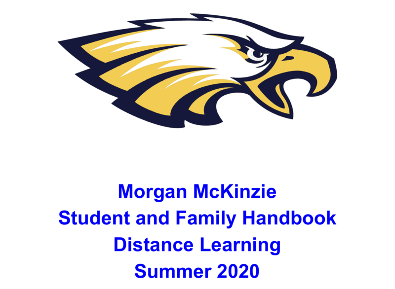 Summer 2020 Student Handbook - Distance Learning Thumbnail Image
