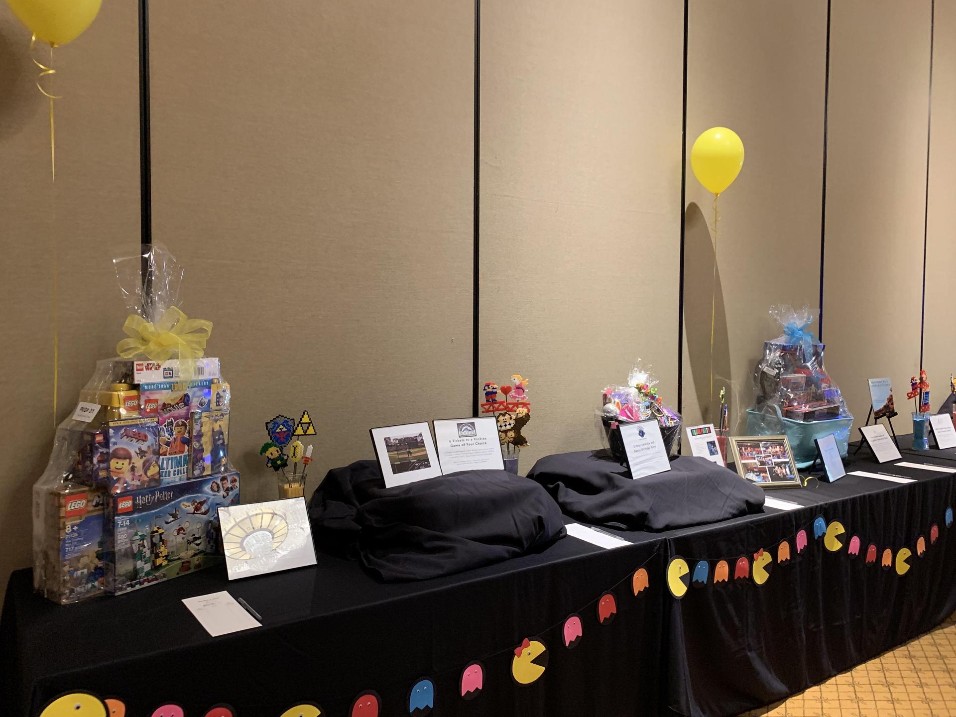 2019 gala silent auction