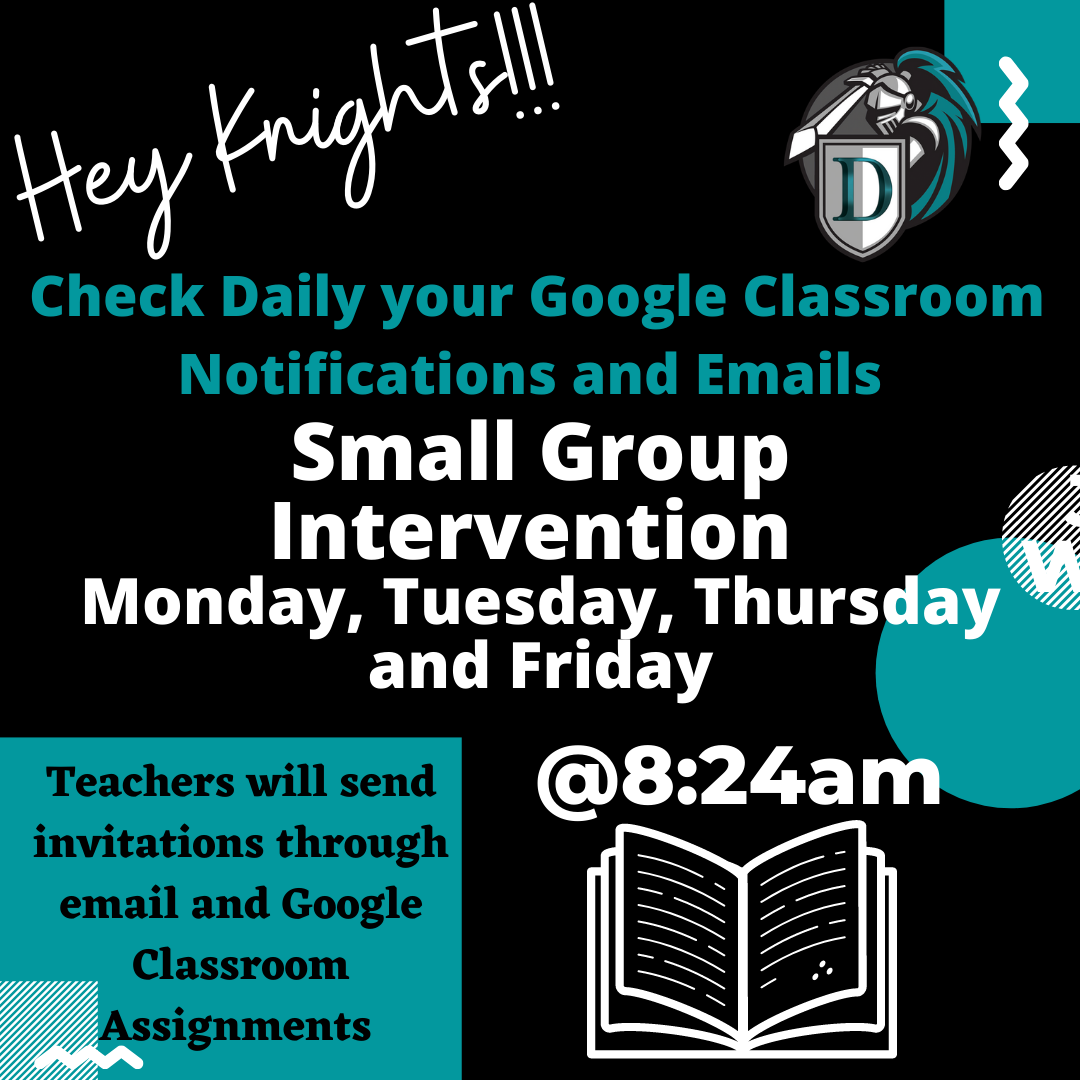 Small Group Intervention